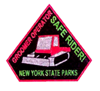 St Lawrence County Groomer Patch
